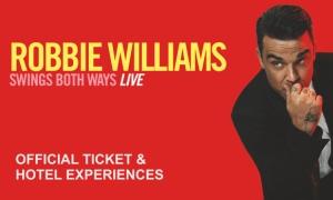 Robbie Williams Tickets 2014